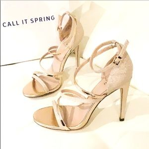 NEW CALL IT SPRING Sandals